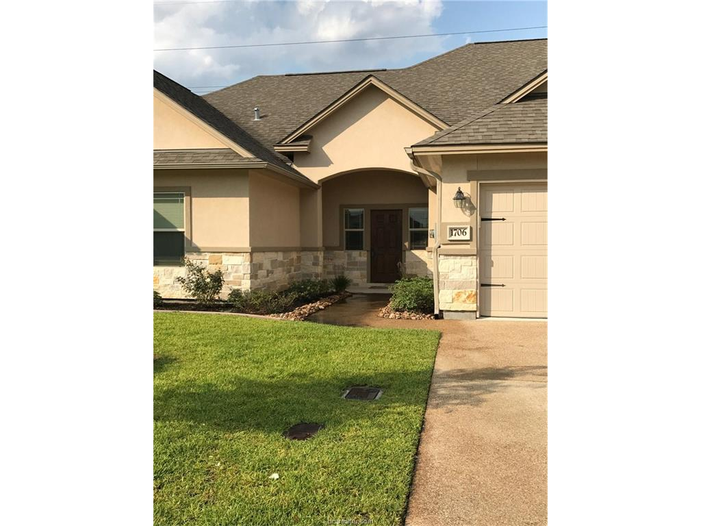 1706 Lonetree Drive, College Station, TX 77845