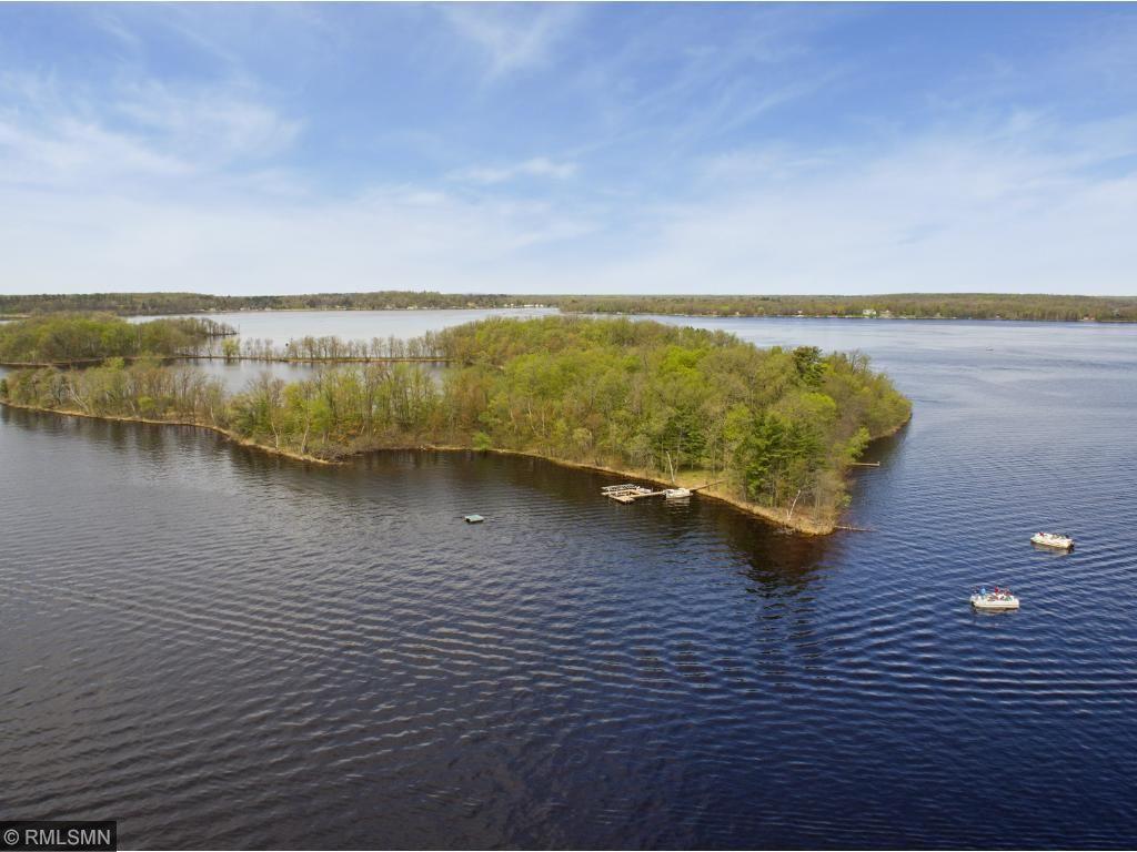 TBD Island Property, Shamrock Twp, MN 55760