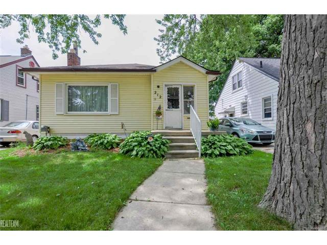 212 S EDGEWORTH, ROYAL OAK, MI 48067