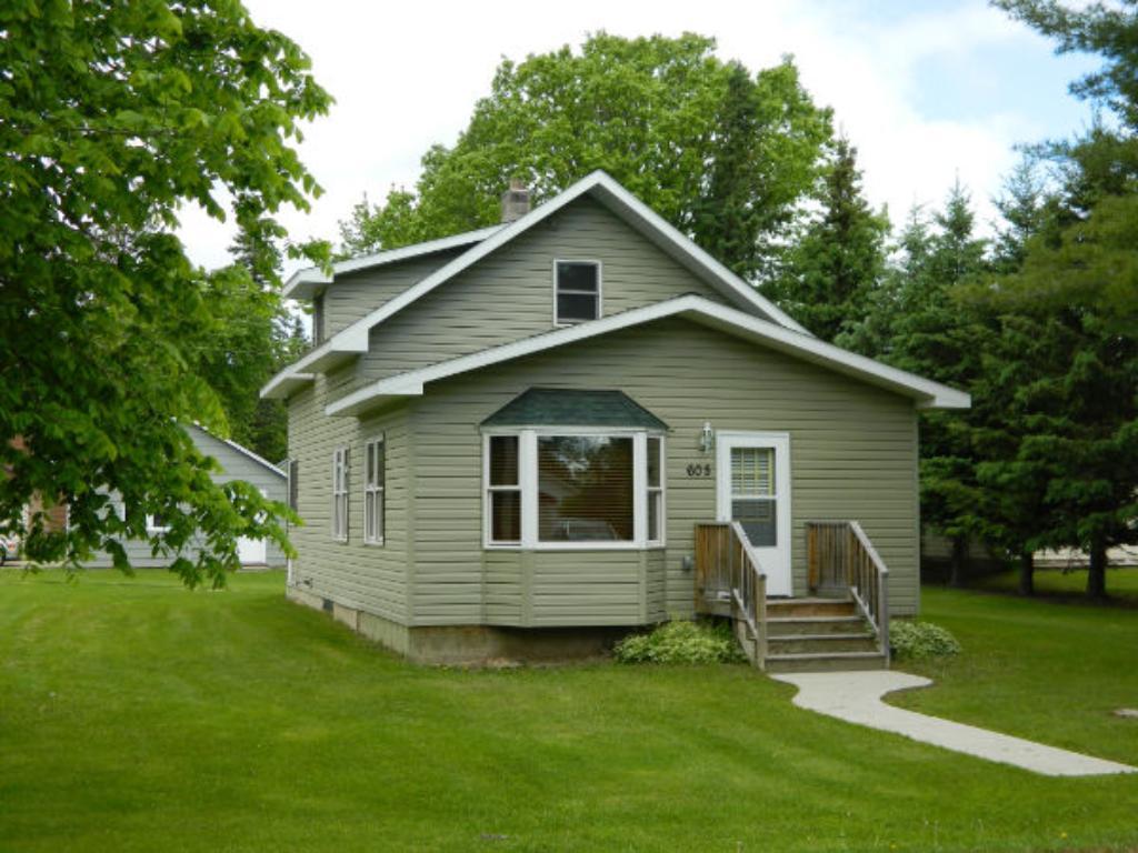605 Mcpherson Street, Littlefork, MN 56653