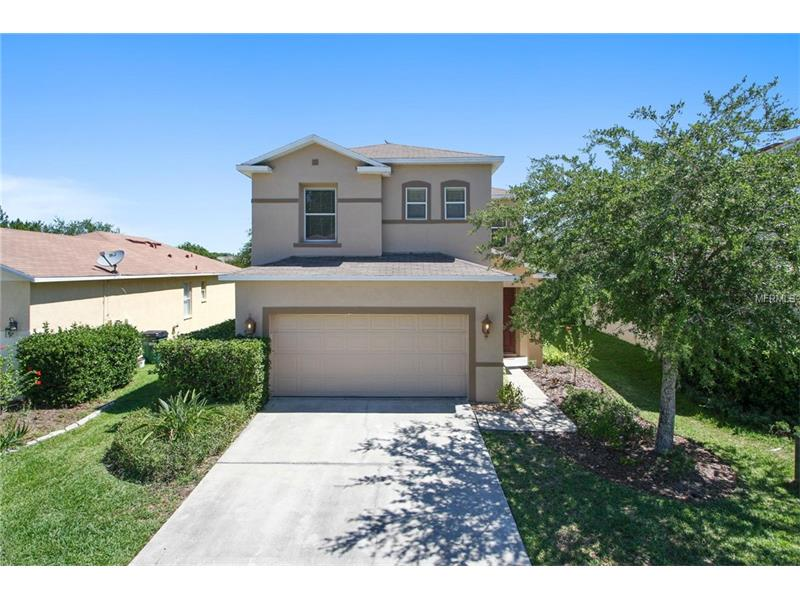 """Quick Move In Ready!!- VACANT 5/28/2017 & UPDATED PHOTOS COMING SOON!!!    LOCATION LOCATION LOCATION- BEAUTIFUL SEVEN OAKS 3BR 2.5 BATH WITH BONUS ROOM. CONSERVATION LOT AND PARTIAL WATER VIEW.  Tastefully upgraded with Travertine and Hardwood Floors with a recently painted exterior. Newer appliances and travertine floors in the kitchen with upgraded 42"""" Raised Panel Cabinets. Sliders to the open back yard on a conservation lot. Hardwood floors throughout first floor including Living and Dining Areas. Huge 2 Car Garage  with separate Laundry Room complete the First Floor.  2nd Floor features  3 bedrooms + 1 Bonus room and 2 bathrooms.  Oversized Closets in each bedroom and Extra Large Closet in Master BR.  Seven Oaks Community Features an Upscale Community Center with Fitness Center, Tennis Courts, Soccer Fields, Basketball Courts, and Community Pool with  Waterslide Features. Wesley Chapel is the fastest growing market in the region with convenience to Florida Hospital, Tampa Premium Outlets, Wiregrass Ranch Outdoor Mall, Pasco Community College and convenient access to I75& I275 for access to TPA and Downtown tampa.   Schedule your showings today- UPDATED PHOTOGRAPHS COMING SOON ONCE VACANT!!! QUICK MOVE IN READY!!"""