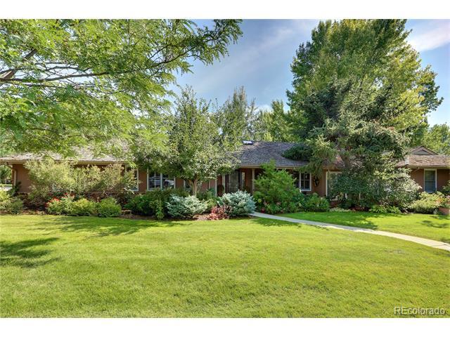 5134 E Princeton Avenue, Cherry Hills Village, CO 80113