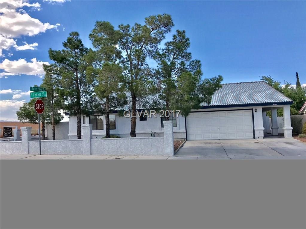 6360 COBALT Lane, Las Vegas, NV 89146