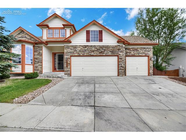 8920 Gold Bluff Drive, Colorado Springs, CO 80920