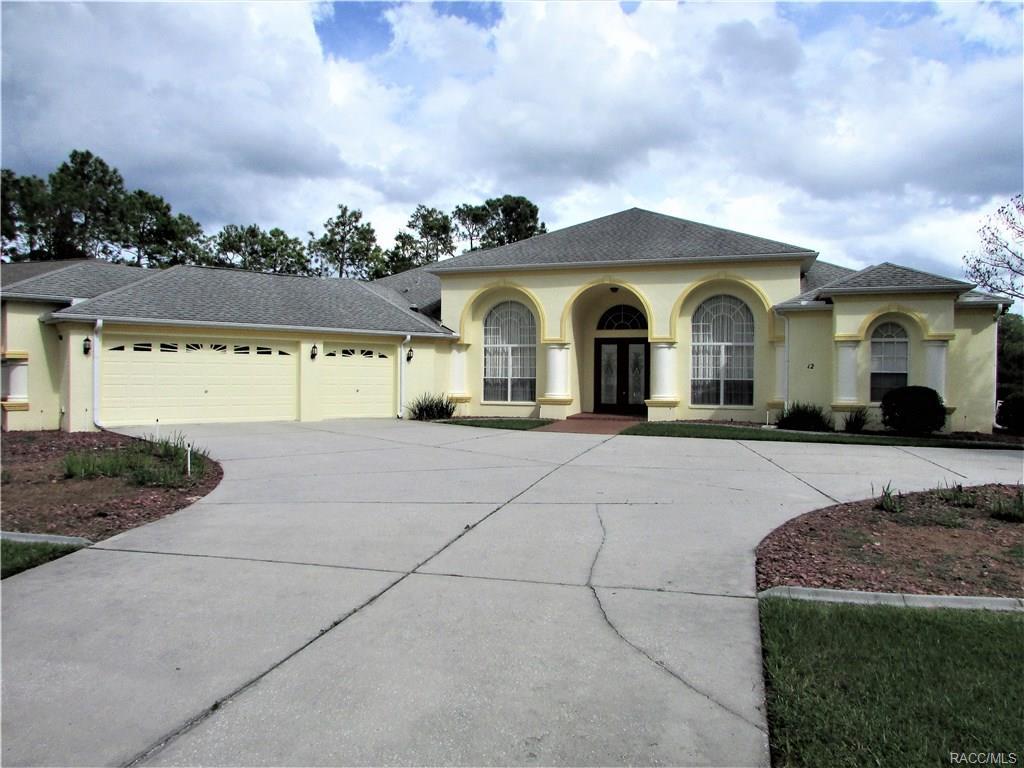 12 Gingerwood Drive, Homosassa, FL 34446