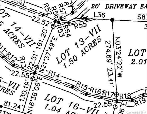 Lot 13 VII Wild Horse Drive, Nebo, NC 28761