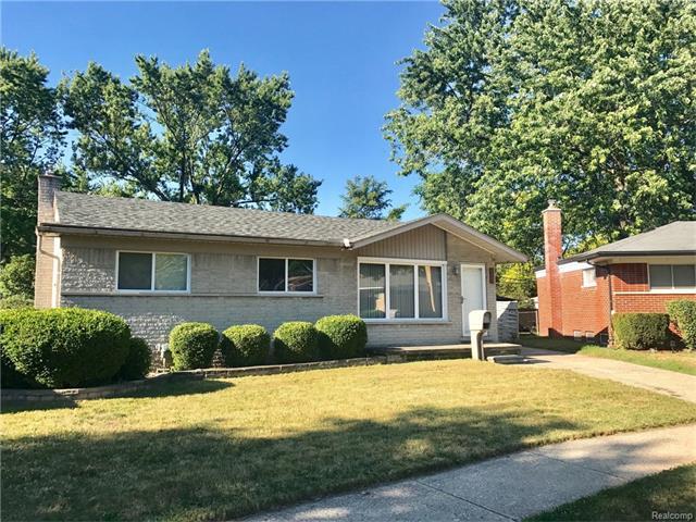 1264 FONTAINE Avenue, Madison Heights, MI 48071