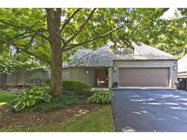 977 Bloomfield Woods, Bloomfield Hills, MI 48304