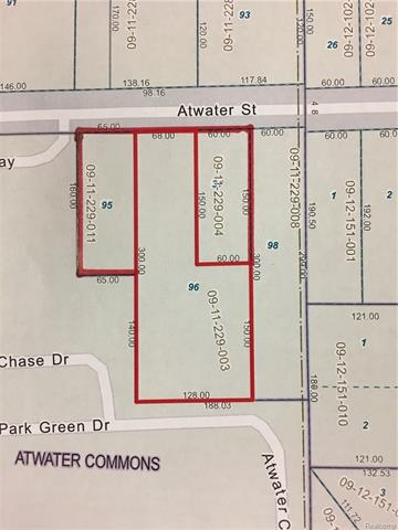 Vacant 3 Parcels Atwater ST, Lake Orion Vlg, MI 48362