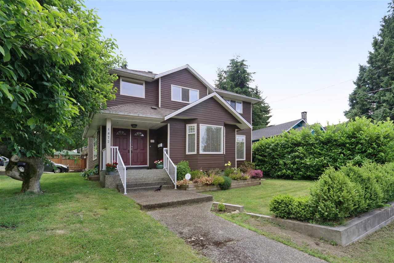 1872 WESTVIEW DRIVE, North Vancouver, BC V7M 3A8