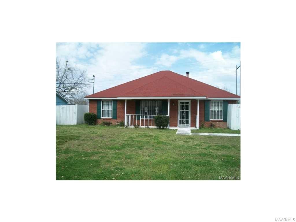 3329 Herbert Drive, Montgomery, AL 36116