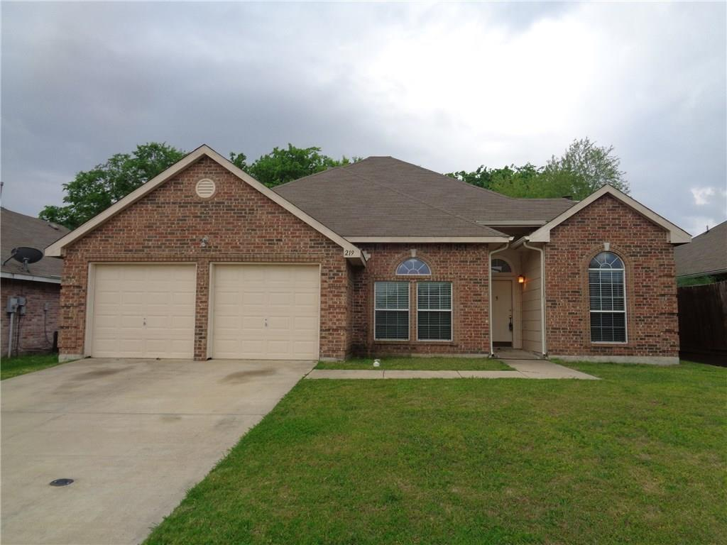 219 Dartmouth Drive, Rockwall, TX 75032