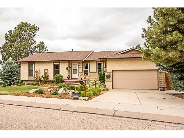 4504 Bell Flower Drive, Colorado Springs, CO 80917