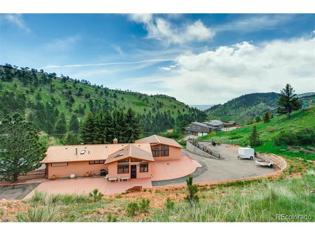 5395 Olde Stage Road, Boulder, CO 80302