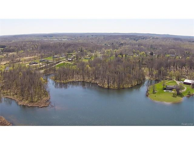 LOT 4 DEERPATH, Brandon Twp, MI 48462