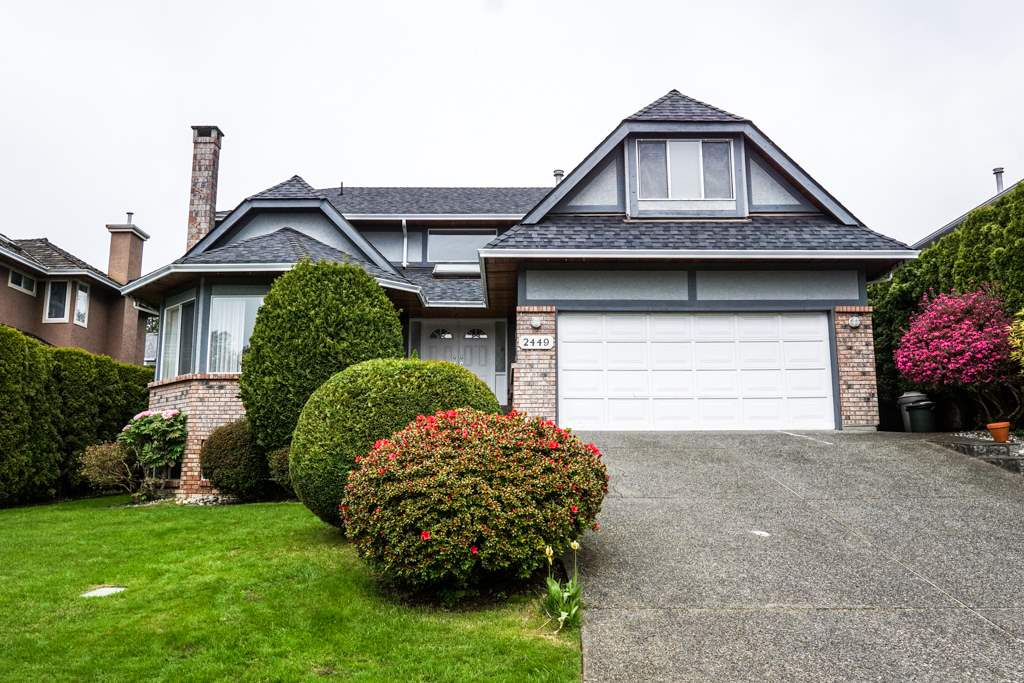 2449 BERTON PLACE, North Vancouver, BC V7H 2W9