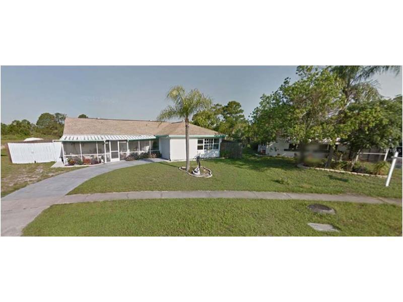 3105 GATUN STREET NORTH PORT, Florida