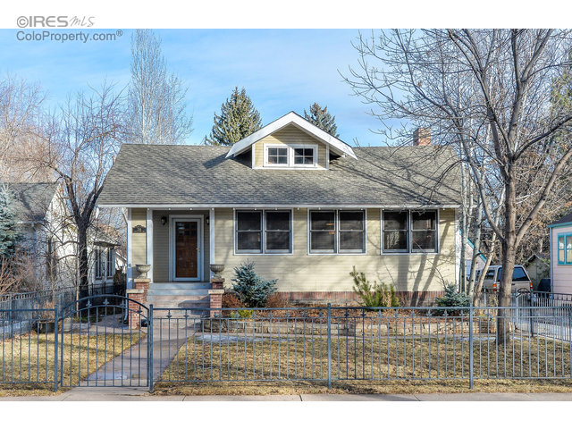 216 S Grant Ave, Fort Collins, CO 80521