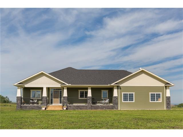 378025 Tiki Ranch Place, Rural Foothills M.D., AB T1S 1A1