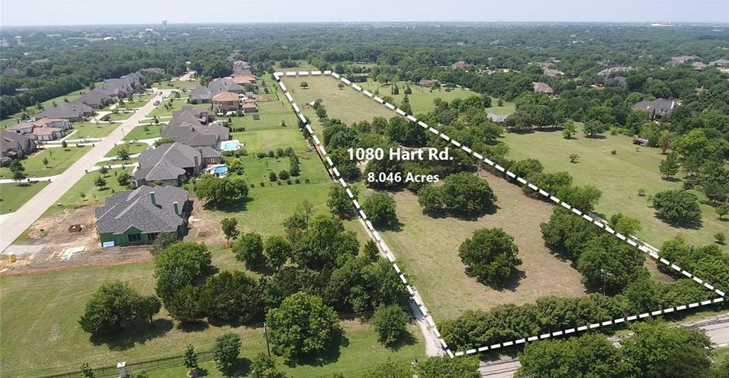 1080 Hart Road, Fairview, TX 75069