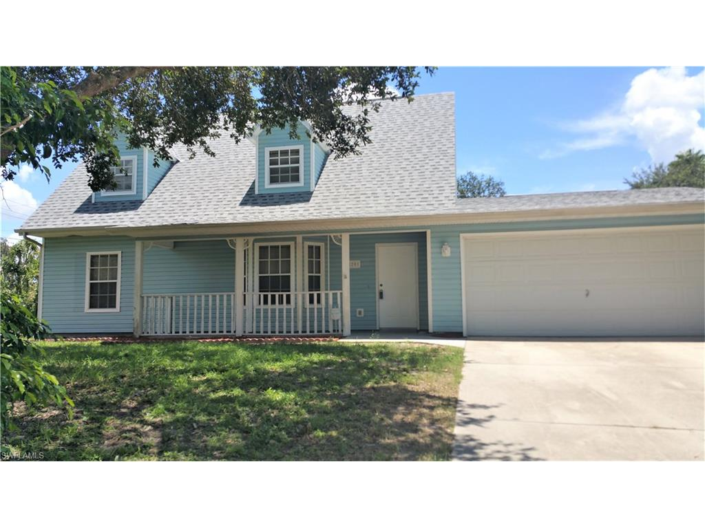 18201 Huckleberry RD, FORT MYERS, FL 33967