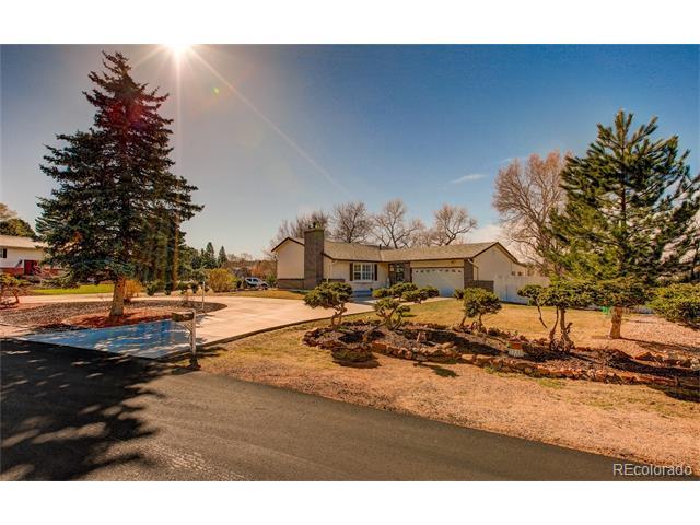 2195 Brookwood Drive, Colorado Springs, CO 80918