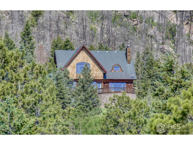15860 Rist Canyon Rd, Bellvue, CO 80512