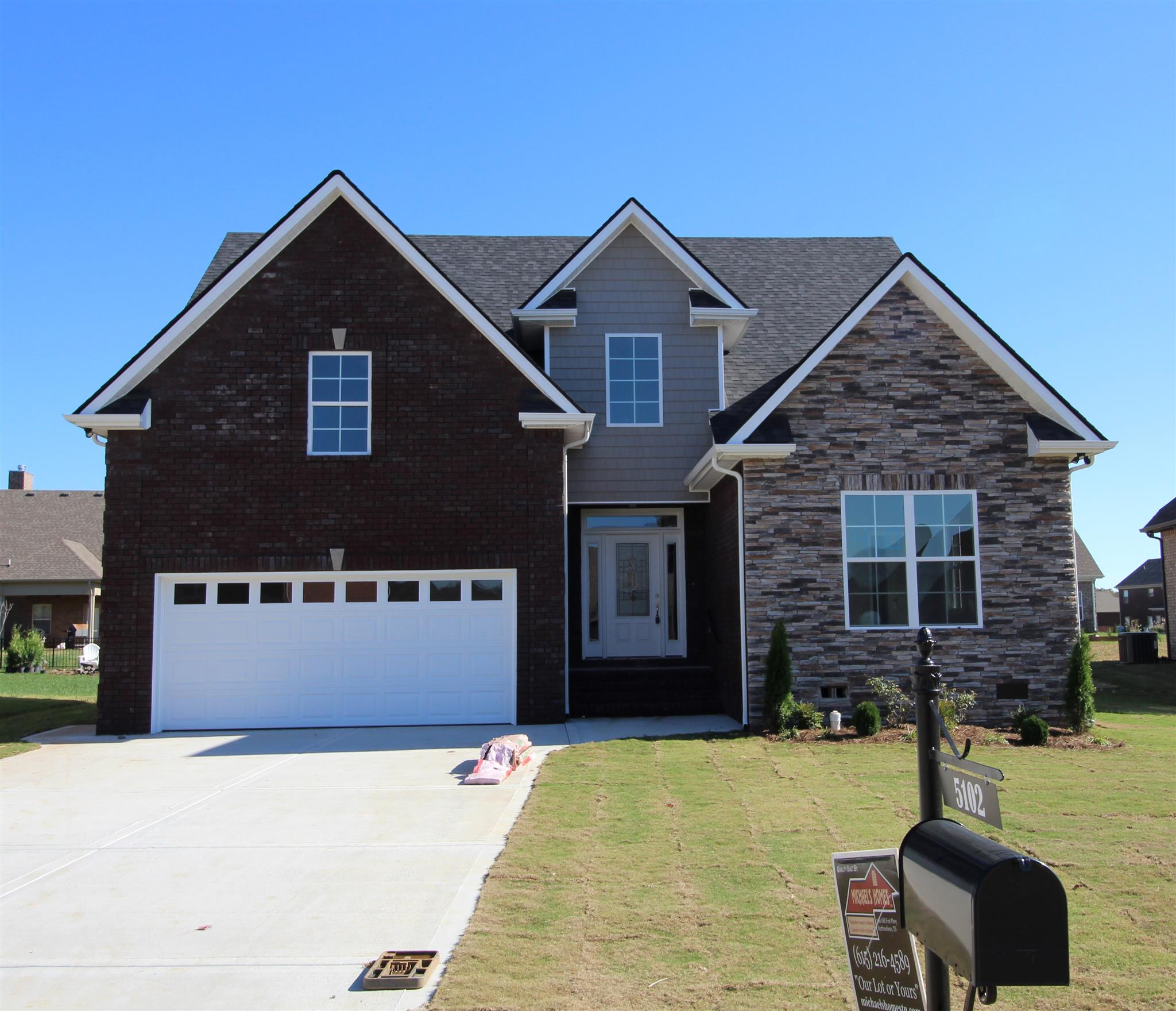 5102 Lady Thatcher (Lot 40), Murfreesboro, TN 37129