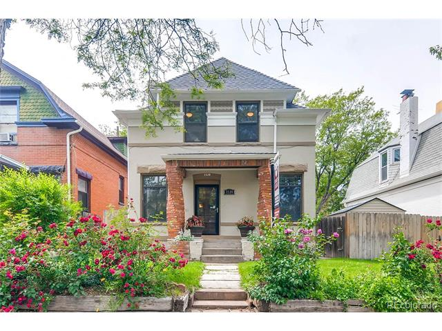 1539 Saint Paul Street, Denver, CO 80206