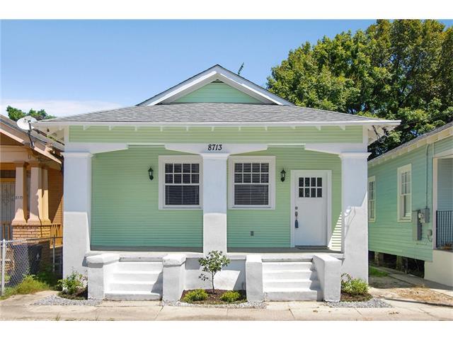 8713 JEANNETTE Street, New Orleans, LA 70118