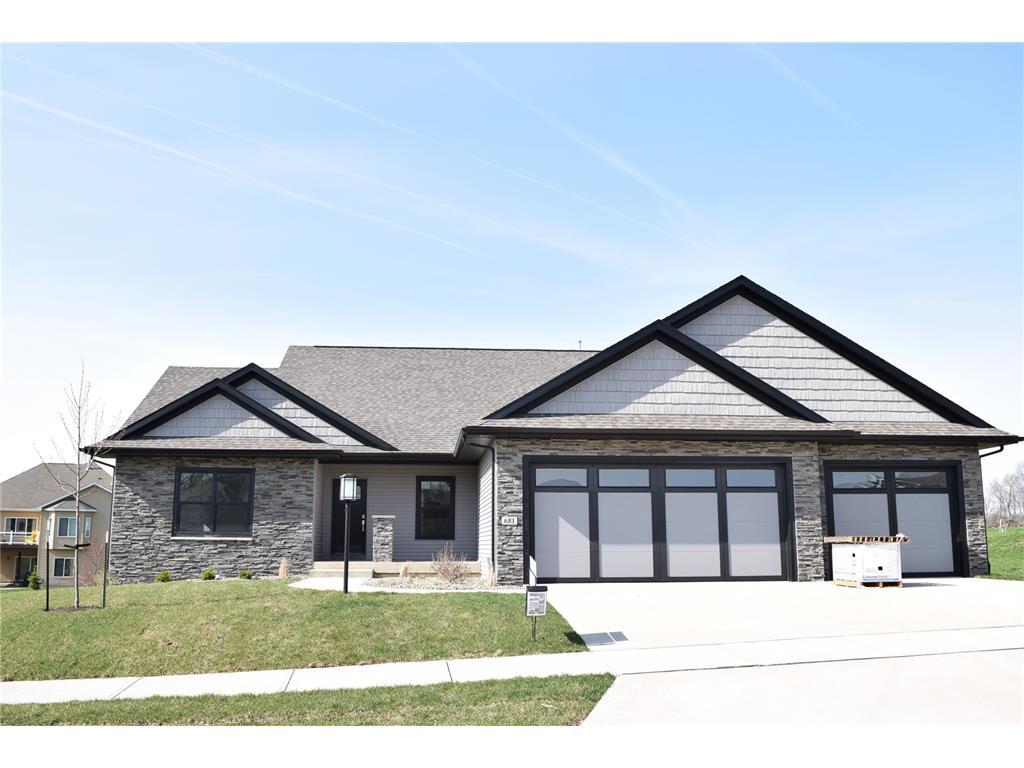 681 Sherwood Drive, Iowa City, IA 52245