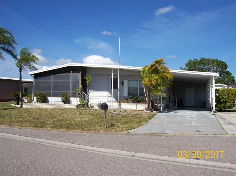190 PALM HARBOR DRIVE, NORTH PORT, FL 34287