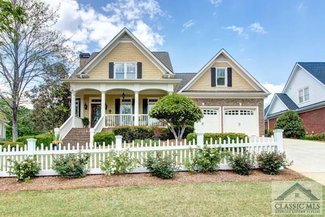 679 Garden Circle, Statham, GA 30666