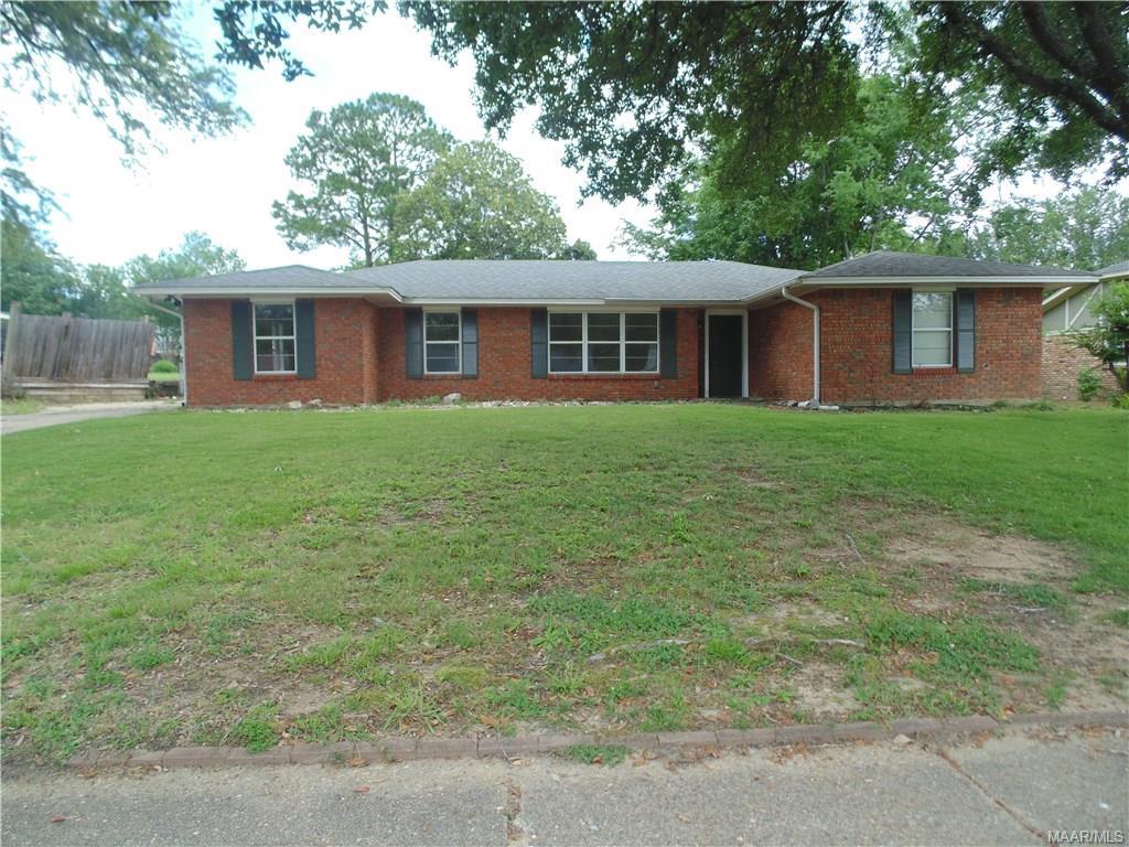 3421 FIELDCREST Drive, Montgomery, AL 36111