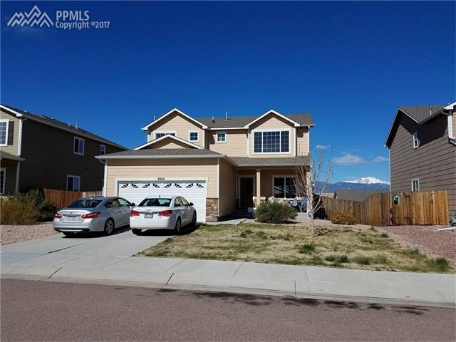 3802 Tahoe Forest Lane, Colorado Springs, CO 80925