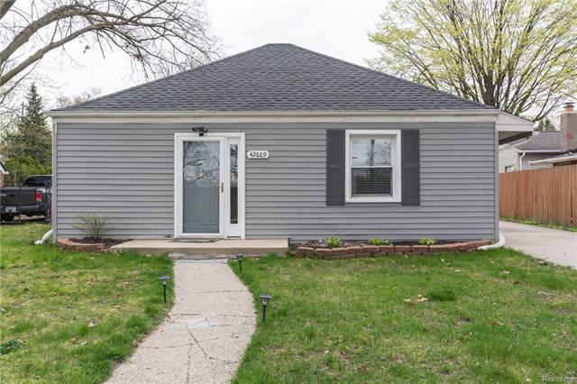 42669 FIVE MILE RD, Plymouth Twp, MI 48170
