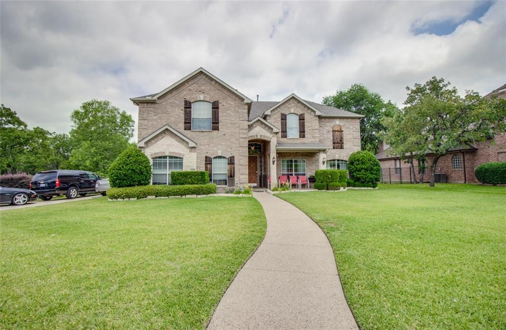 2203 Creekedge Court, Corinth, TX 76210