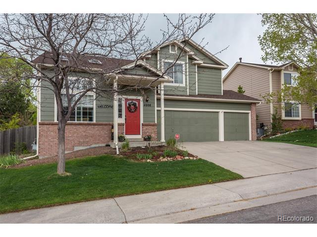 4008 Ashcroft Avenue, Castle Rock, CO 80104