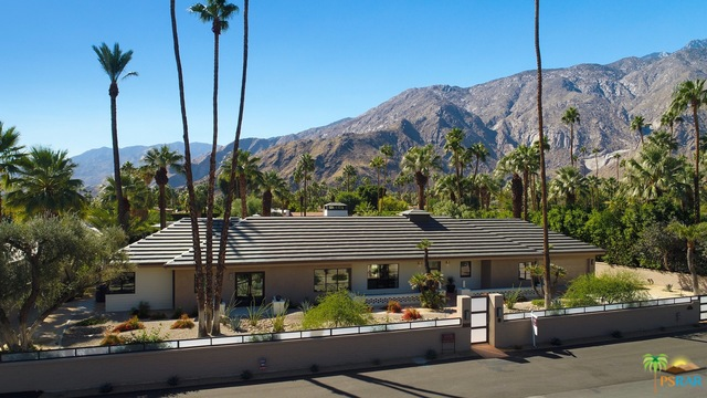 201 Vereda Norte, Palm Springs, CA 92262