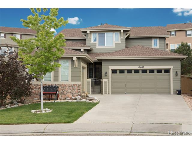 10848 Trotwood Way, Highlands Ranch, CO 80126