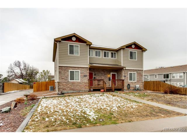 7181 Clermont Street, Commerce City, CO 80022