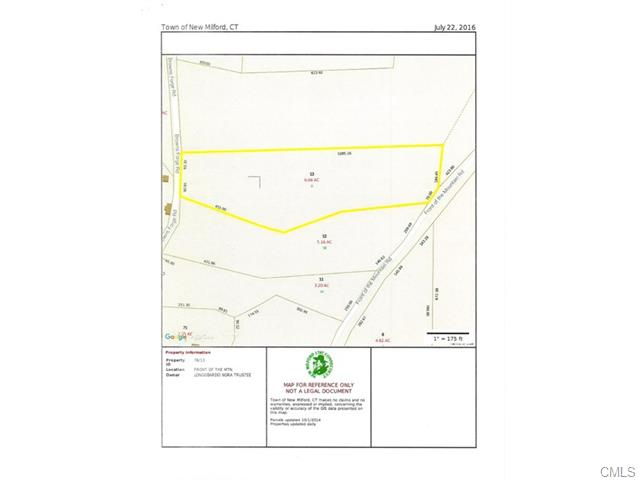 Front Of The Mountain Road, New Milford, CT 06776