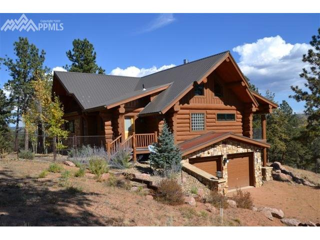 2216 County 46 Road, Florissant, CO 80816