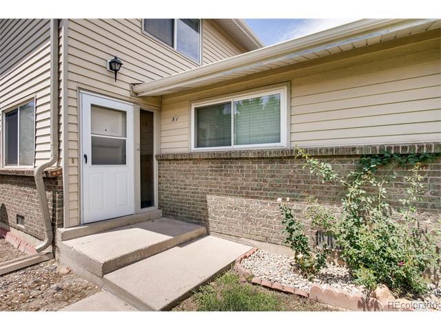3354 S Flower Street 51, Lakewood, CO 80227