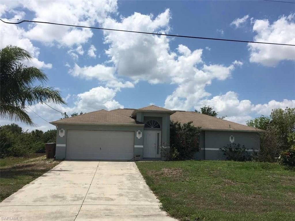 5245 Butte ST, LEHIGH ACRES, FL 33971