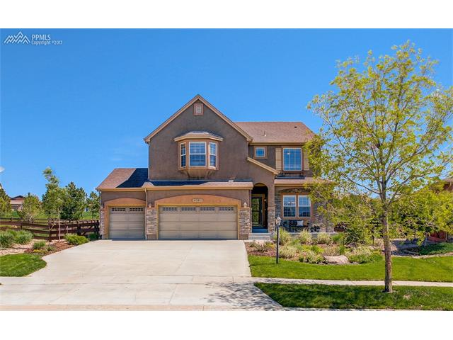 9363 Lizard Rock Trail, Colorado Springs, CO 80924