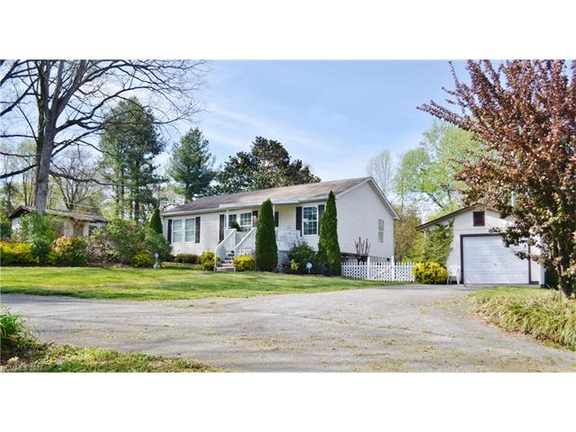 3/2 Bath Located in town close to schools, shopping, church, Pride of ownership shows well.  This is the first time in many years that this property as been offered for sale.  Mature trees, Level lot, Detached Garage, PLUS, Possible Mother in Law suite.  Sit on the covered porch and enjoy your mature manicured yard with coy pond paved drive. Agent related to Seller