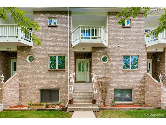 1102 Maple Street 5, Golden, CO 80401