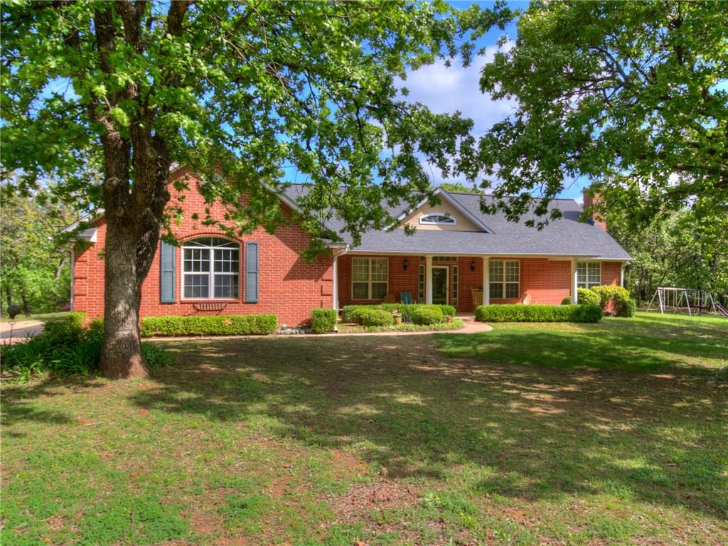 18791 Hickory Hollow Drive, Harrah, OK 73045