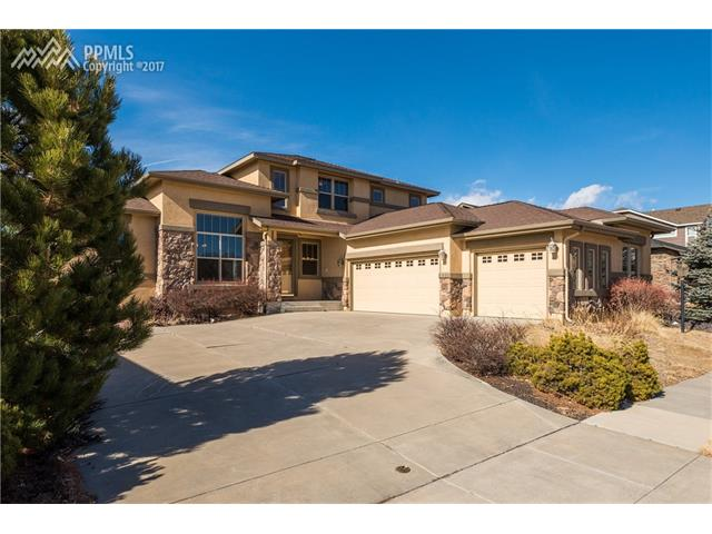 5910 Whiskey River Drive, Colorado Springs, CO 80923